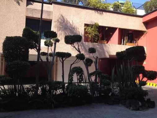 塔库巴亚酒店 - 墨西哥城 - 建筑