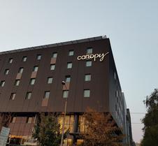 萨格勒布市中心希尔顿天空酒店