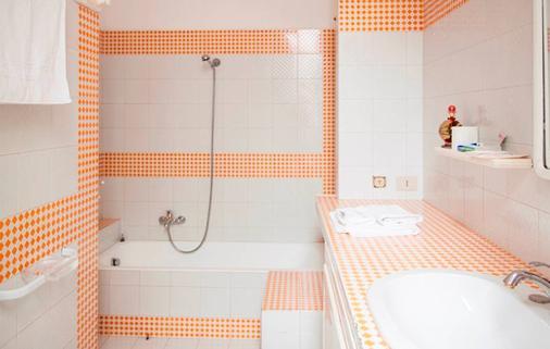 艾维赛里酒店 - 巴勒莫 - 浴室