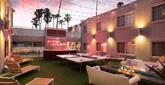 玛丽纳德尔瑞旅馆 - 洛杉矶