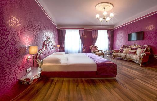 尤尼娅酒店 - 维也纳 - 睡房