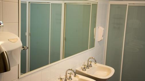 悉尼斯艾斯特旅馆 - 悉尼 - 浴室