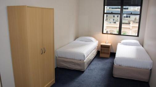 悉尼斯艾斯特旅馆 - 悉尼 - 睡房