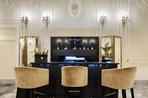 蒙特利尔丽思卡尔顿酒店 - 蒙特利尔 - 酒吧