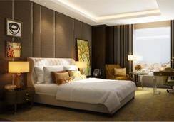 费尔蒙特安曼酒店 - 安曼 - 睡房