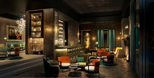 费尔蒙特安曼酒店 - 安曼 - 酒吧