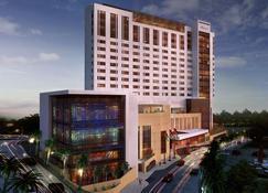 安曼费尔蒙酒店 - 安曼 - 建筑