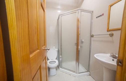 包伟利大酒店 - 纽约 - 浴室