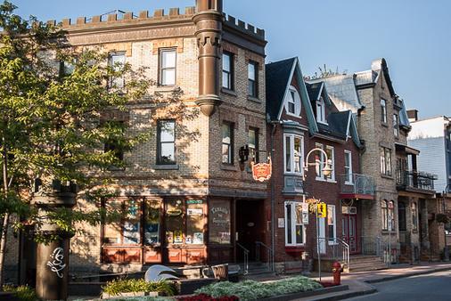 塔林城堡酒庄酒店 - 魁北克市 - 建筑