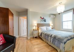 塔林城堡酒庄酒店 - 魁北克市 - 睡房