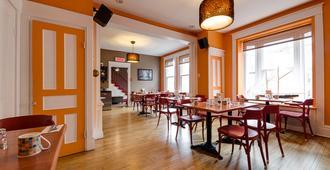 塔林城堡酒庄酒店 - 魁北克市 - 餐馆
