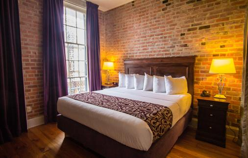 法国区圣彼得旅馆 - 新奥尔良 - 睡房