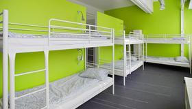 赫尔辛基廉价睡眠旅馆 - 赫尔辛基 - 睡房
