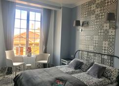 摩纳哥公寓酒店 - 蒙特卡罗 - 睡房