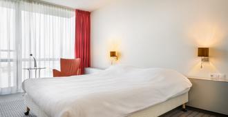 诺富姆酒店-马斯垂克苹果公园 - 马斯特里赫特 - 睡房