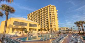 海洋微风俱乐部酒店 - 代托纳海滩 - 建筑
