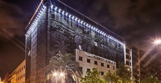 西尔肯瓦伦西亚之门酒店 - 巴伦西亚 - 建筑