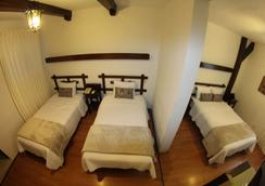 Casa Bonita Colonial - Lima - 睡房