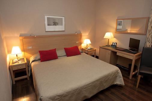 格伯酒店 - 罗马 - 睡房