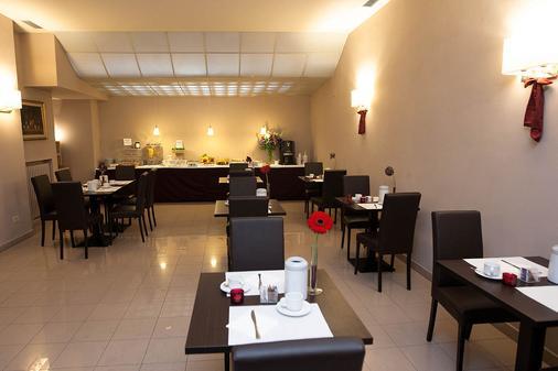 格伯酒店 - 罗马 - 餐厅