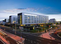 阿姆斯特丹机场多林特酒店 - 史基浦 - 建筑
