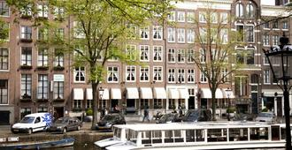 艾斯特雷酒店 - 阿姆斯特丹 - 建筑