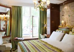 艾斯特雷酒店 - 阿姆斯特丹 - 睡房