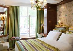 Hotel Estheréa - 阿姆斯特丹 - 睡房
