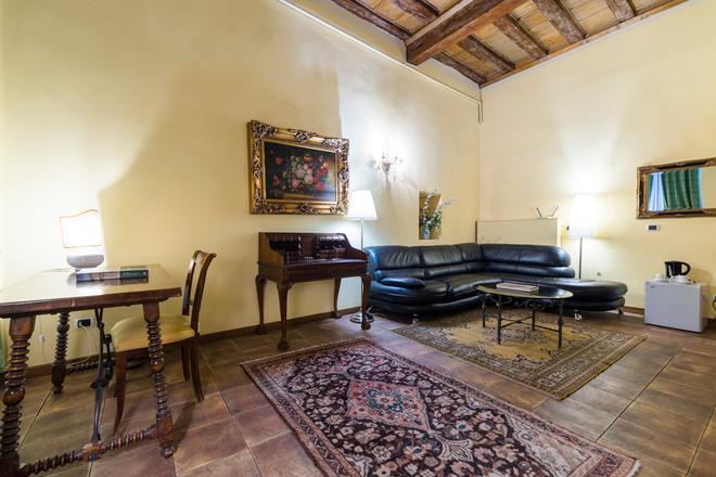 佛罗伦萨伽利略2000住宿加早餐酒店 - 佛罗伦萨 - 大厅