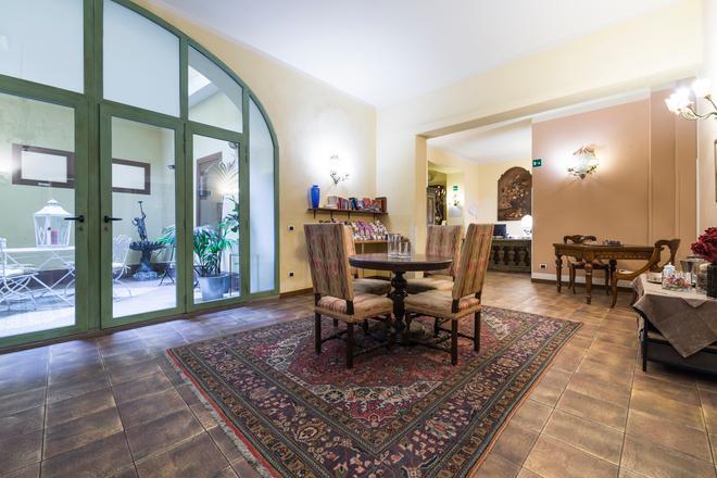 佛罗伦萨伽利略2000住宿加早餐酒店 - 佛罗伦萨 - 餐厅