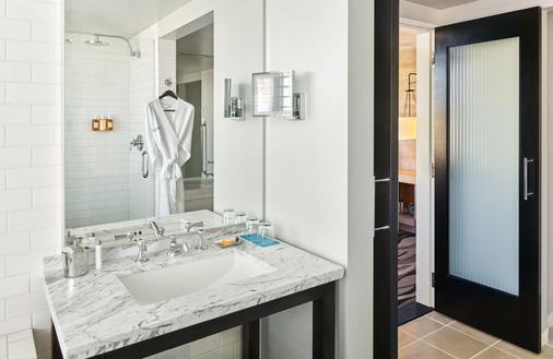 圣地亚哥共和傲途格精选酒店 - 圣地亚哥 - 浴室