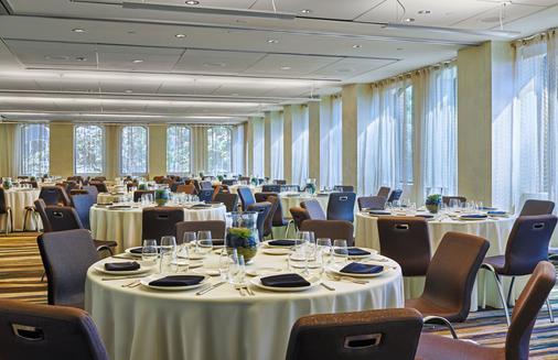 圣地亚哥共和傲途格精选酒店 - 圣地亚哥 - 宴会厅