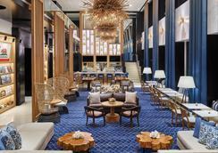 圣地亚哥共和傲途格精选酒店 - 圣地亚哥 - 大厅