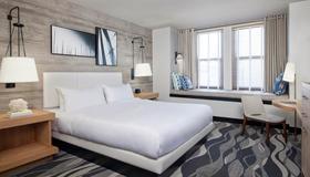 圣地亚哥共和签名典藏酒店 - 圣地亚哥 - 睡房