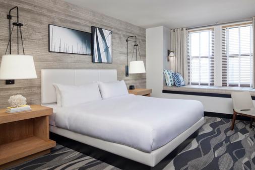 圣地亚哥共和傲途格精选酒店 - 圣地亚哥 - 睡房