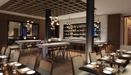 纽约诺玛德詹姆斯酒店 - 纽约 - 餐馆