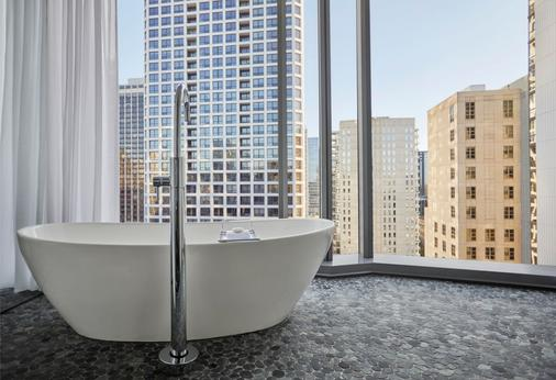 芝加哥总督酒店 - 芝加哥 - 浴室