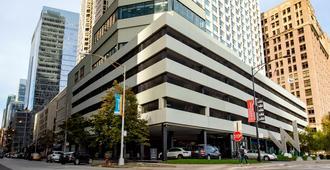 芝加哥湖滨W酒店 - 芝加哥 - 建筑