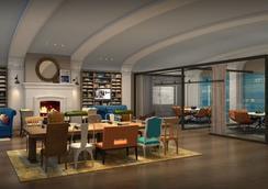 港湾金普敦酒店 - 旧金山 - 大厅