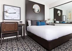 港湾金普敦酒店 - 旧金山 - 睡房