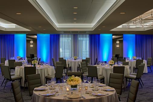 波士顿雷迪森酒店 - 波士顿 - 宴会厅