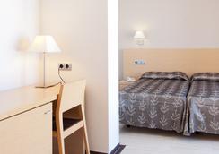 本尼斯科拉宫酒店 - 佩尼斯科拉 - 睡房