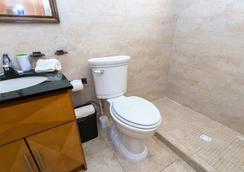 太阳能别墅公寓式酒店 - 奥腊涅斯塔德 - 浴室
