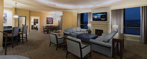 River Rock Casino Resort - 里士满 - 客厅