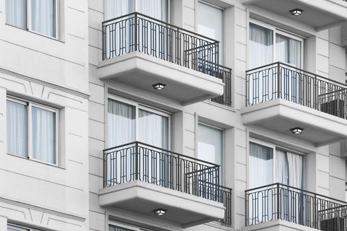 CH 雷科莱塔套房酒店 - 布宜诺斯艾利斯 - 阳台