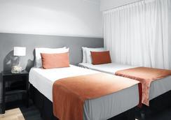 CH 雷科莱塔套房酒店 - 布宜诺斯艾利斯 - 睡房