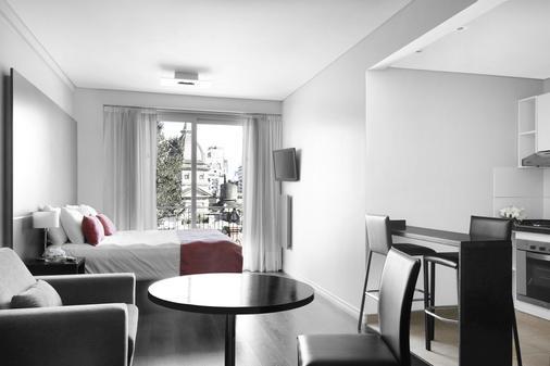 CH 雷科莱塔套房酒店 - 布宜诺斯艾利斯 - 餐厅