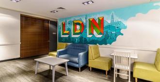 伦敦市中心国际青年旅舍 - 伦敦 - 休息厅