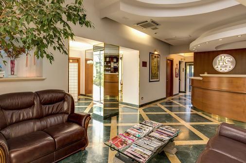 赛尔瓦拉公园酒店 - 罗马 - 柜台