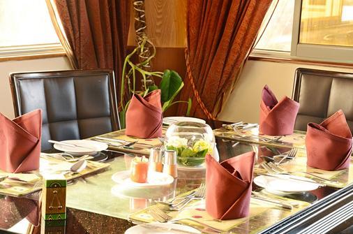 潘娜里酒店 - 内罗毕 - 餐馆